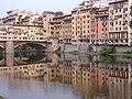 Florence reflected in the river.jpg