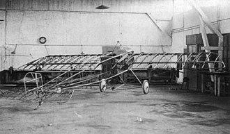 Fokker Eindecker fighters - Fokker M. 5K