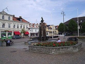 Falköping - 'Stora Torget' – the main town square