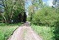 Footpath near Gunbarn Crossing (geograph 4027774).jpg