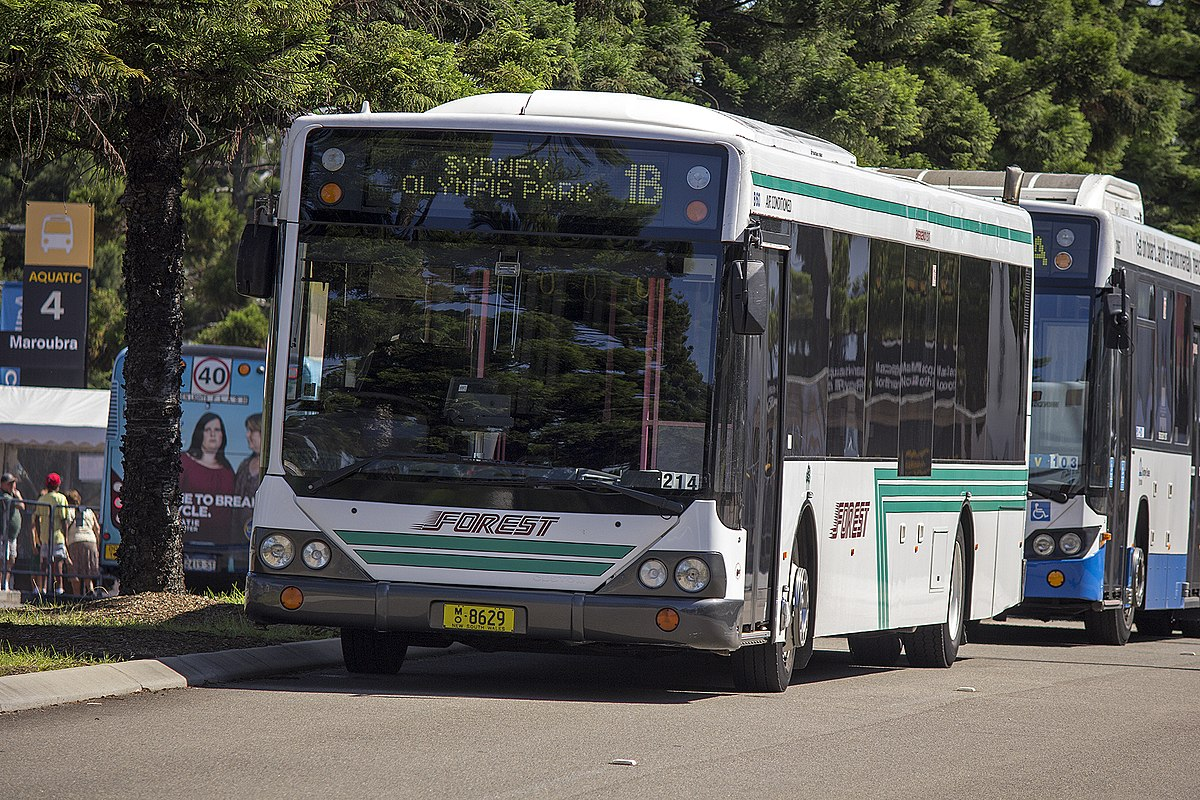 ee9982aa05 Sydney Olympic Park bus routes - Wikipedia