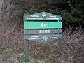 Forestry Commission Sign. - geograph.org.uk - 706238.jpg
