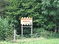 Forewarned is forearmed, dinosaurs ahead^ - geograph.org.uk - 551297.jpg