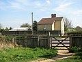 Former East Norfolk Railway crossing - geograph.org.uk - 1244676.jpg