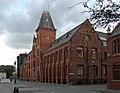 Former High School for Girls, Dover Street.jpg