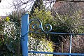 Former Middlewood Hospital Gate Detail, Stockarth Lane, Middlewood, Sheffield - geograph.org.uk - 1734095.jpg