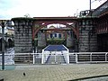 Former railway bridge - geograph.org.uk - 941058.jpg
