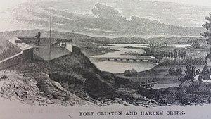 Fort Clinton (Central Park) - Image: Fort Clinton