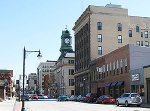 Fort Dodge, Iowa - Central Avenue