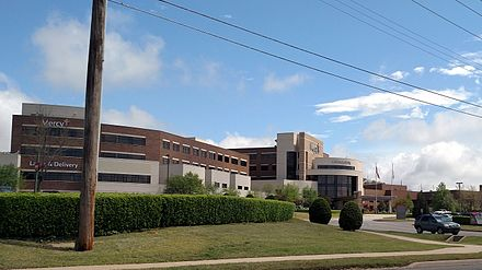 Mercy Hospital in Fort Smith Fort Smith, AR 005.jpg