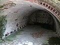 Fort de Planoise - abris caverne - chambre gauche.JPG