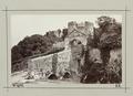 Fotografi av Carisbrooke Castle. Isle of Wight, England - Hallwylska museet - 106686.tif