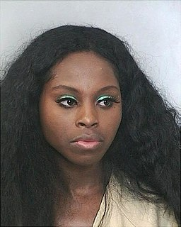 Foxy Brown (rapper) American rapper, model, and actress