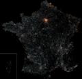 France - 2011 population density - 200 m × 200 m square grid - Dark (bis).png
