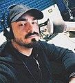 Francesco forlano in radio.jpg