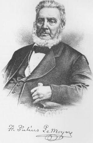 LeMoyne–Owen College - Francis Julius LeMoyne ca 1860