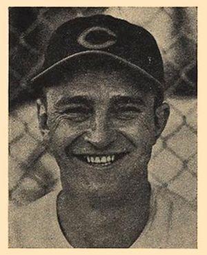 Frank McCormick - McCormick in 1940