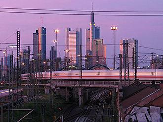 Frankfurt Rhein-Main Regional Authority - Frankfurt Hauptbahnhof