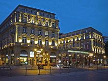 Steigenberger Hotel Hamburg Wismar