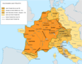Frankish empire 768 - 814 and bavaria.png