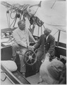 Franklin D. Roosevelt and Norman Davis on Amberjack II - NARA - 196844.tif