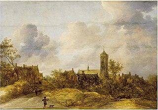 Frans de Momper Flemish painter (1603-1660)