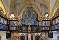 Frauenberg - Kirche, Empore.JPG