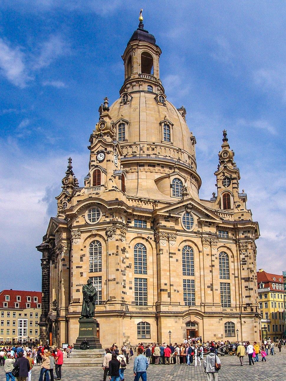Frauenkirche Dresden, 001