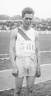 Fred Faller American long-distance runner