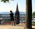 Freiburger Münsterturm als Fotomotiv vom Kanonenplatz.jpg