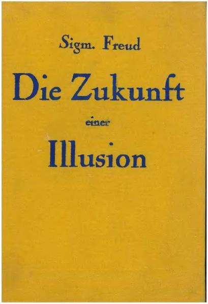 File:Freud 1928 Die Zukunft einer Illusion.djvu