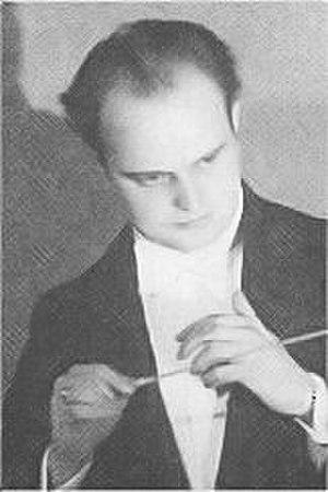Ferenc Fricsay - Ferenc Fricsay, jan. 1. 1941.