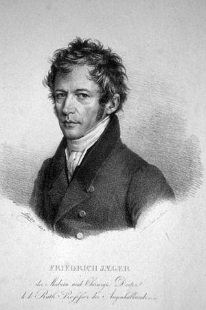Friedrich Jäger von Jaxtthal - Friedrich Jäger von Jaxtthal, 1827