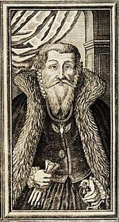 Frederick III of Legnica Duke of Legnica during 1547–1551 and 1556–1559