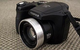 Fujifilm FinePix S-series - Fujifilm FinePix S700