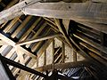 Fulham Palace Great Hall roof space, September 2016 01.jpg