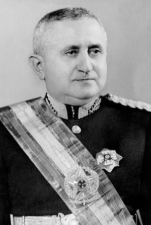 1946 in Brazil - Incoming President Eurico Gaspar Dutra