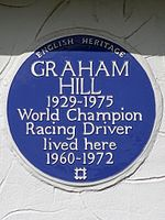 GRAHAM HILL 1929-1975 World Champion Racing Driver lived here 1960-1972.jpg