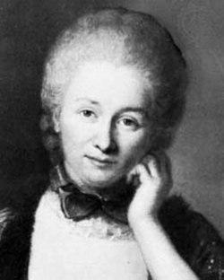 Gabrielle Émilie le Tonnelier de Breteuil, marquise du Châtelet