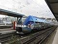 Gare de Lyon-Perrache - Train X 76773 stationné voie 7 (janv 2019).jpg