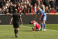 Gary Cahill about to see yellow (6954484116).jpg