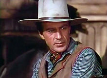 Gary Cooper in North West Mountain Police 1940.jpg