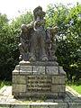 Gassel-Beers, monument commémorant la fermeture du Déversoir de Beers.JPG