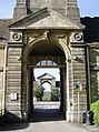 Gateway to Rendcomb College stable block - geograph.org.uk - 461845.jpg