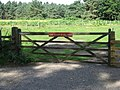 Gateway to disused cottages - geograph.org.uk - 544216.jpg