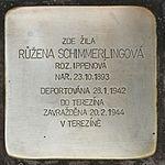 Gedenkstein für Ruzena Schimmerlingova.jpg