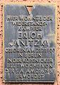 Gedenktafel Mittelheide 3 (Köpe) Erich Janitzky.jpg