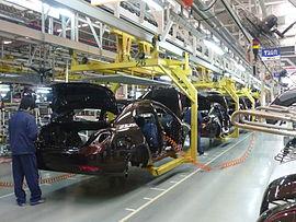 Ацианальная автомобильная компаныя