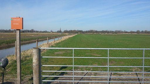 Gement polder achte Vlijmen