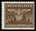 Generalgouvernement 1943 D30 Dienstmarke.jpg